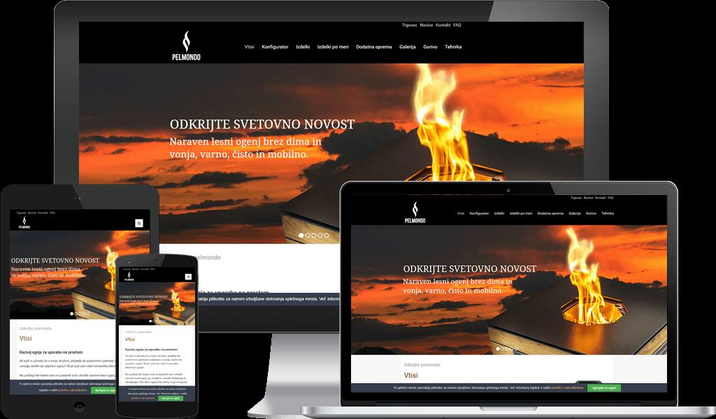 Pelmondo - Outdoor Fire Cubes