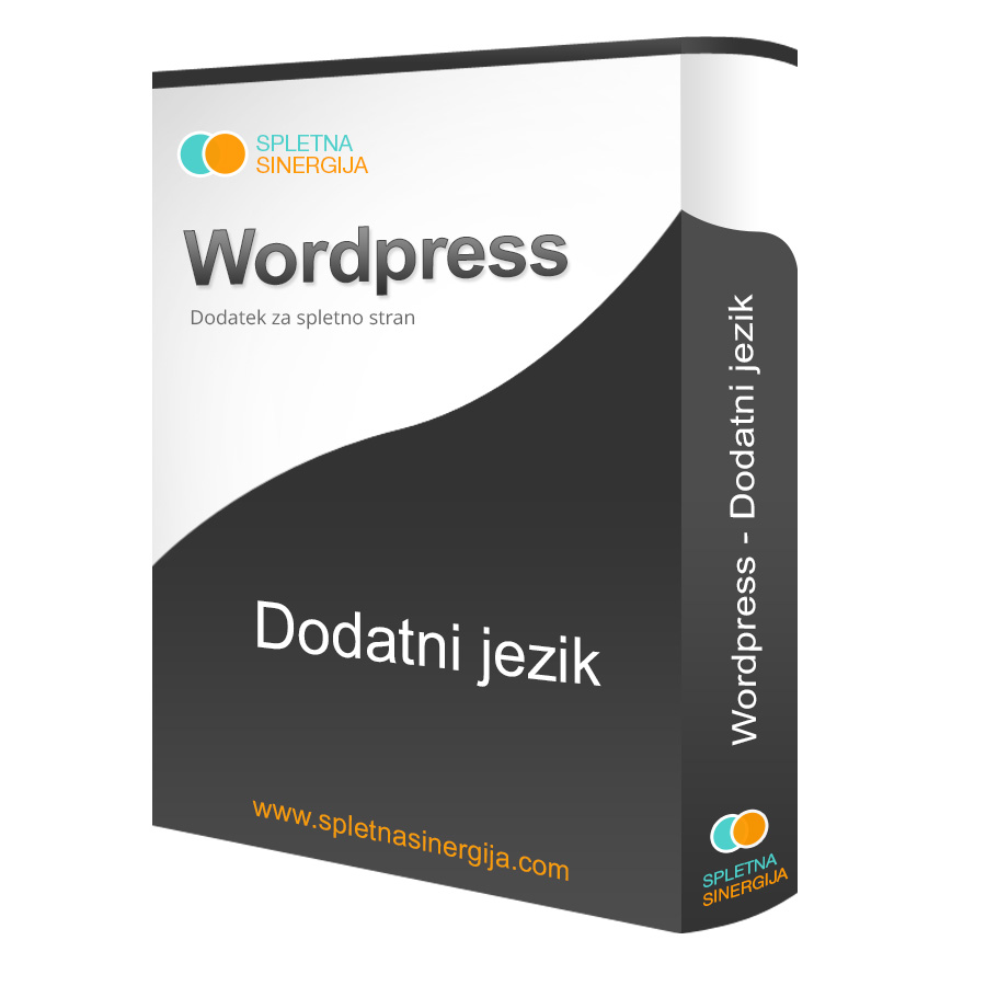 WordPress – Dodatni Jezik