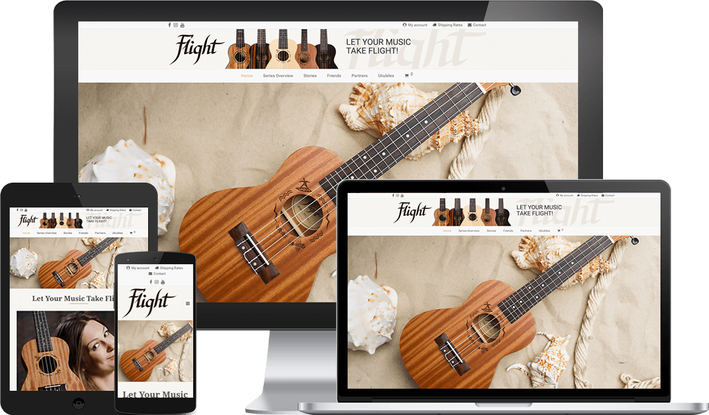 Flightmusic – Let Your Music Take Flight