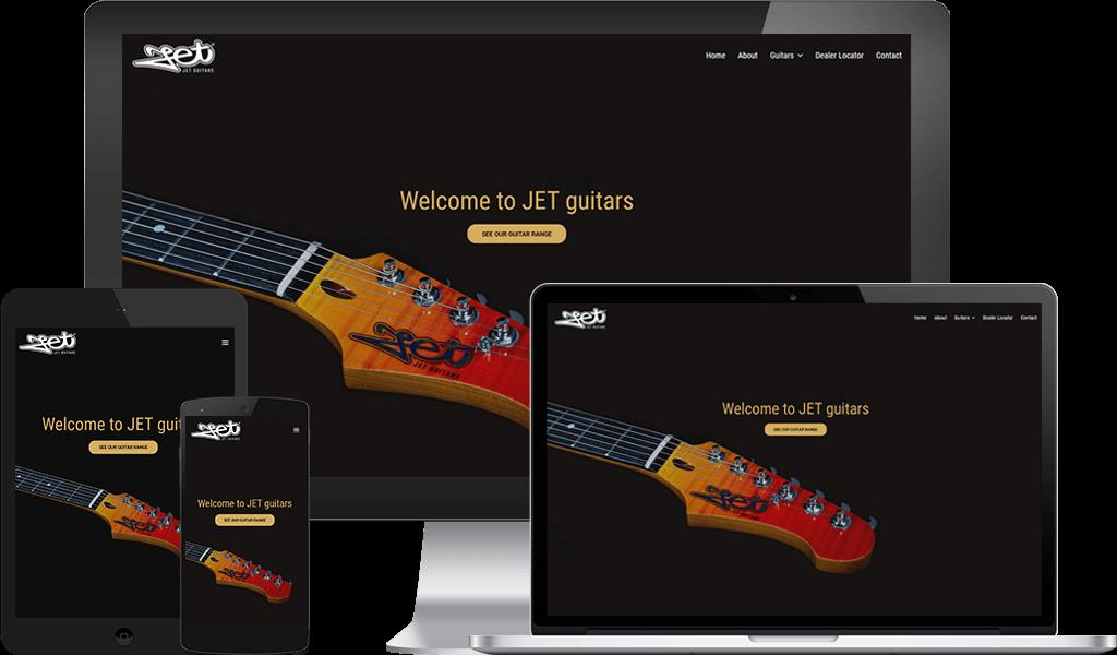 JET Guitars - Nova Znamka Električnih Kitar